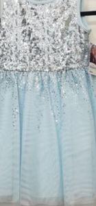 Princess Elsa dress size 5